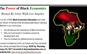 The Power of Black Economics