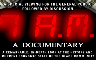 """DOCUMENTARY SCREENING AND DISCUSSION FOR """"7 AM"""""""