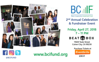 BCIF 2nd Annual Celebration and Fundraiser