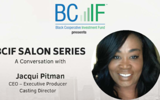 BCIF Salon Series: A Conversation with Jacqui Pitman
