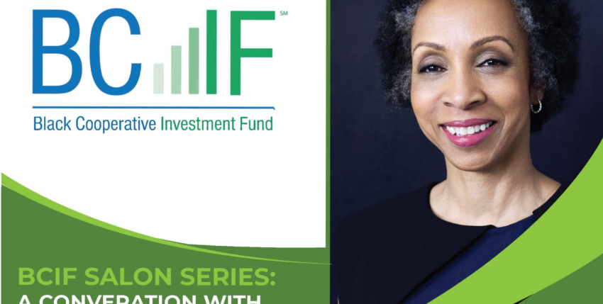 Black Cooperative Investment Fund Launches Inaugural Salon Series