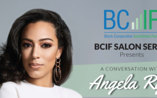 BCIF Salon Series: A Conversation with Angela Rye