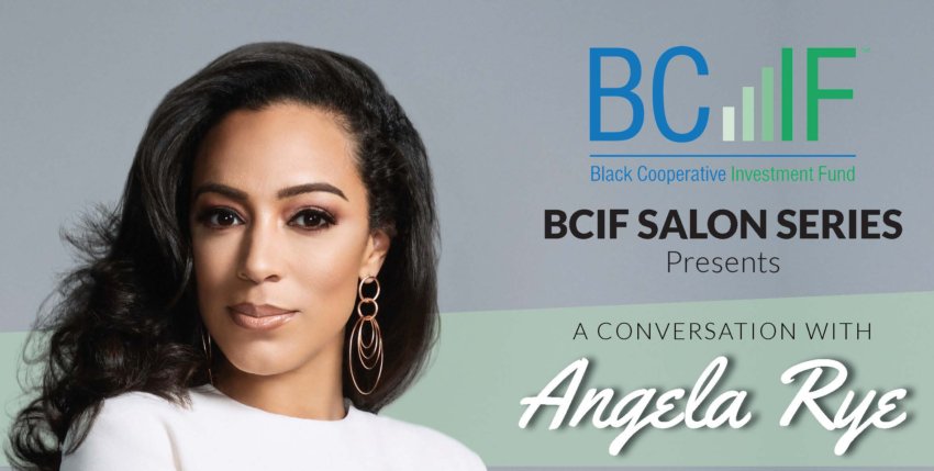 Angela Rye Sits Down with Black Cooperative Investment Fund